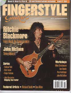 Fingerstyle Guitar Magazine