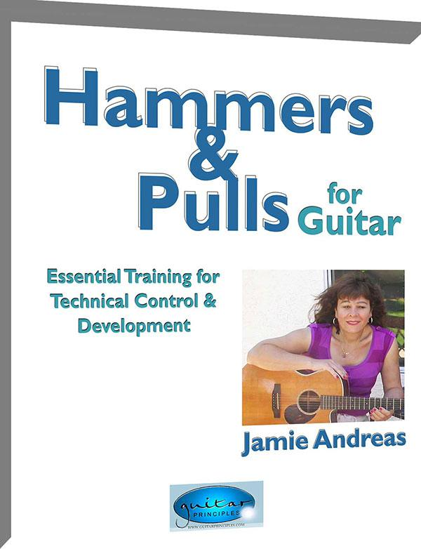 Hammers and Pulls On Guitar Essential Training Course
