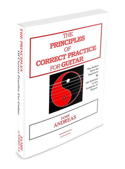 "get real finger control on guitar with ""The Principles"""