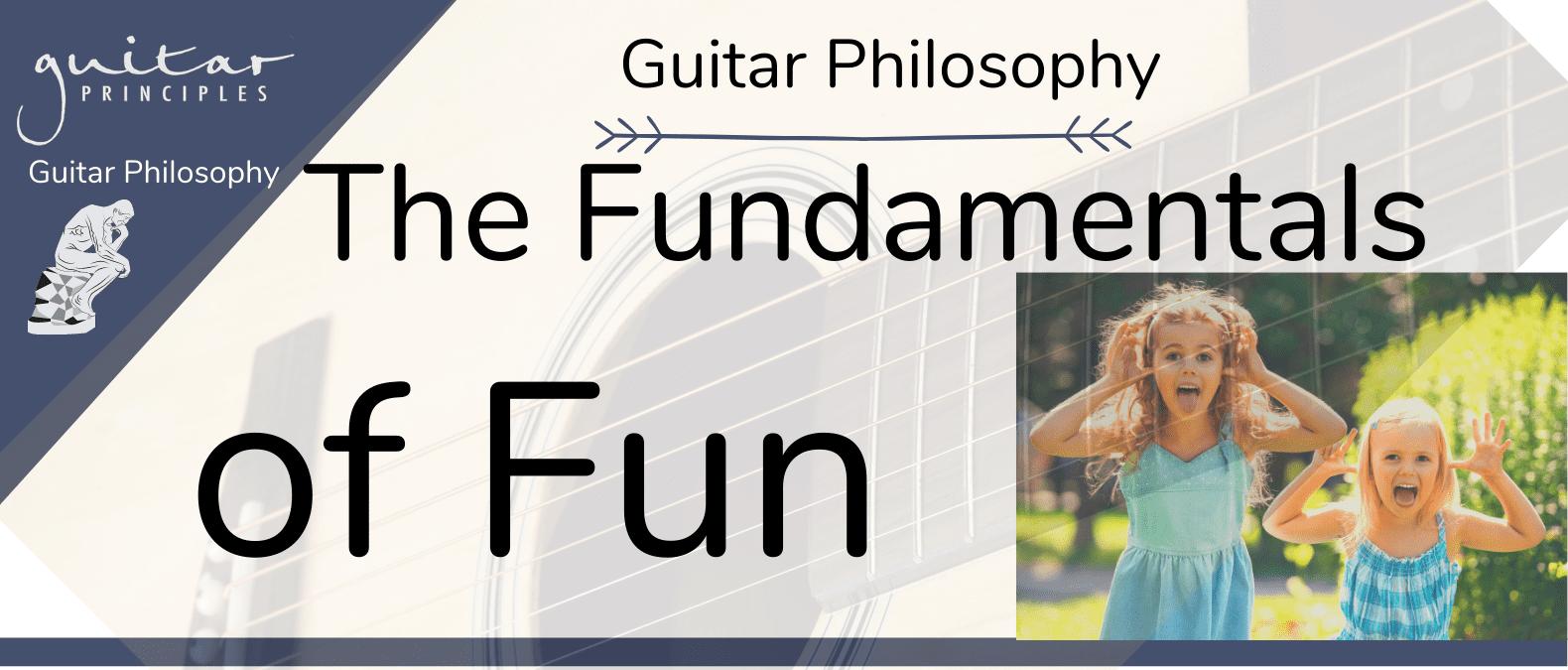 Fundamentals of Fun (1)