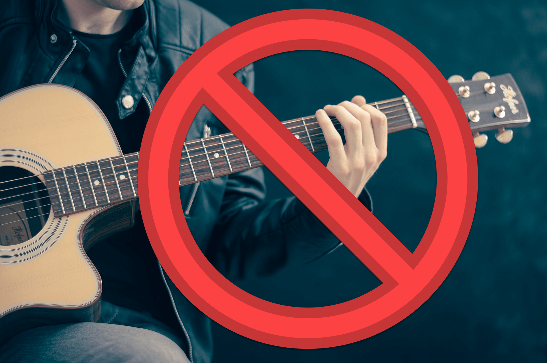 "The Best Way To Practice Guitar After Starting ""The Principles"""