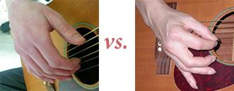 fingerstyle-vs-pickstyle