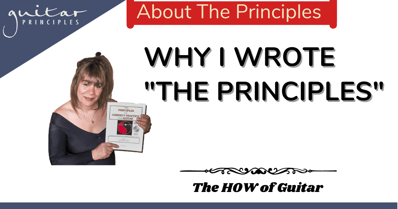 Why I Wrote _The Principles_ (1)