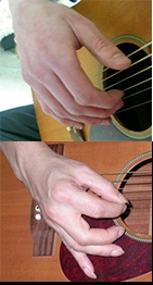 fingerstyle-vs-pickstyle guitar