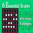 6 Essential Scales For Guitar with modes and arpeggios