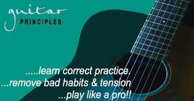 Guitar Principles home page banner