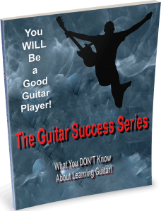 free guitar lessons: The Guitar Success Series from Guitar Principles