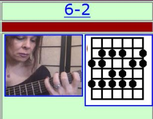 6-2-Major Scale for Guitar