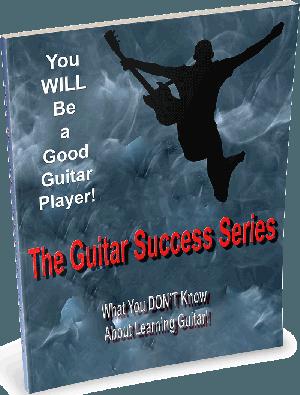 Find Guitar Success!