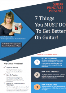 free guitar lessons: 7 Things