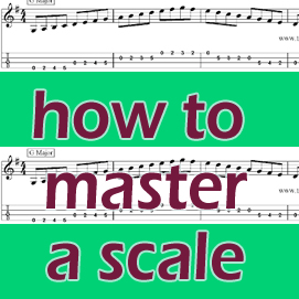 path to guitar mastery - Step 3 book