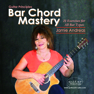 Bar Chord Mastery by Guitar Principles