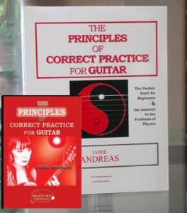 Principles of Correct Practice For Guitar Book & DVD
